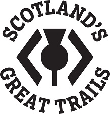 Scotlands Great Trails Logo