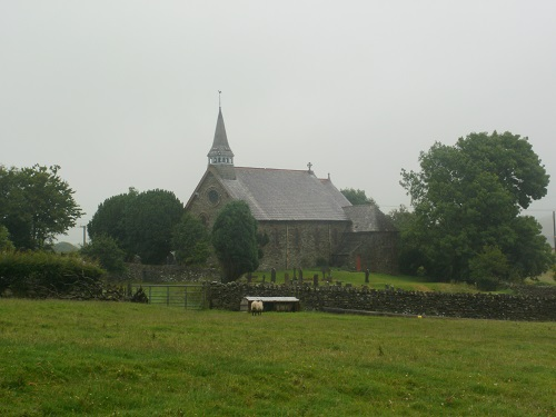 St John the Evangelist's Church, near Broughton Beck