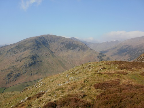 Birkhouse Moor with Catstye Cam behind